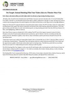 HFT-2014-Press-Release